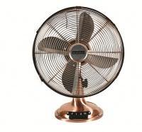 Eurolux - Desk Fan 3-Speed - Antique Copper Photo