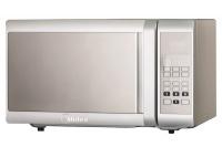 Midea - 28 Litre 900W Digital Microwave Oven - Silver Photo