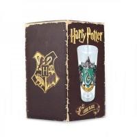 Harry Potter: Slytherin Crest Large Glass Photo