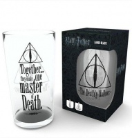 Harry Potter: Deathly Hallows Large Glass Photo