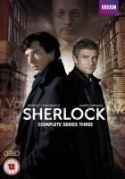 Sherlock Series 3 Photo