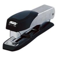 STD Metal Deluxe Front-Loading Semi Heavy Duty Full Strip Stapler - 40 sheets Photo