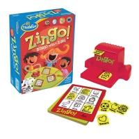 ThinkFun Zingo Educational Game Bingo with a Zing Photo