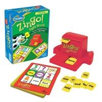 Thinkfun Zingo Sight Words Educational Game Photo