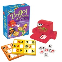 Thinkfun Zingo Word Builder Educational Game Photo