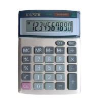 10 Digit Big LCD Display Calculator Photo