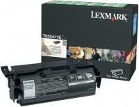 Lexmark T650A11E Black Laser Toner Cartridge Photo