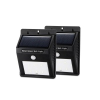 Fine Living - Solar Sensor Wall Light - Set of 2 Photo