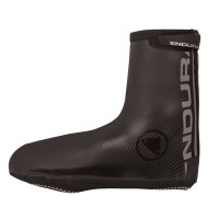 Endura Men's Road 2 Overshoe - Black Photo