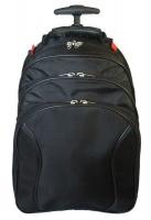 Camel Mountain Trolley Laptop Bag - Black Photo
