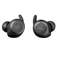 Jabra Elite True Wireless Sports Earbuds - Black Photo