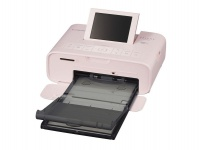Canon Selphy CP1300 Photo Printer - Pink Photo