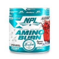 NPL Amino Burn Summer Berries - 200g Photo