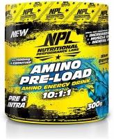 NPL Amino Preload Blueberry - 300g Photo