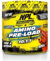 NPL Amino Preload Orange Cooler - 300g Photo