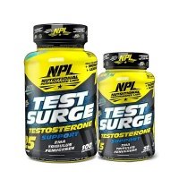 Nutritional Performance Labs Test Surge - 100's 30's Photo
