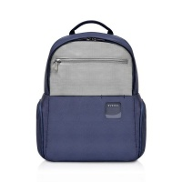 Everki Contempro 15.6'' Commuter Backpack - Navy & Grey Photo