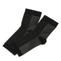 Ankle Swelling Relief Compression Sleeve Socks - L Photo