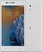 Nokia 3 - Silver White Cellphone Cellphone Photo