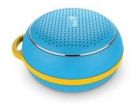 Genius Sp-906bt Bluetooth Speaker - Blue Photo