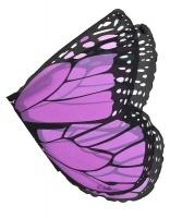 Dreamy Dress Ups Purple Wings Monarch Butterfly Photo