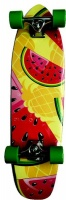 Surge Cruze Skateboard - Tropical Photo
