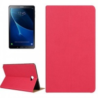 Tuff Luv Tuff-Luv Faux Leather Flip case for Samsung Galaxy Tab A 10.1 - Red Photo