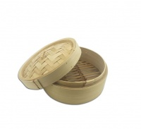 Regent - Oriental Steamer with Lid Bamboo Photo