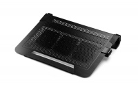 Cooler Master Notepal U3 Plus Black Universal Notebook Cooling Stand Photo