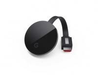 Google Chromecast Ultra HDR & 4K HD Streaming Device Photo