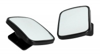 Moto-Quip - Adjustable Blind Spot Mirror - 2 Piece Photo
