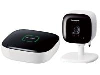 Pansonic Panasonic Home Networking Indoor Camera Kit - White Photo