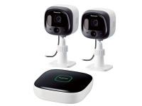 Pansonic Panasonic Home Networking Surveillance Kit - White Photo