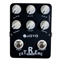 Joyo Extreme Metal - JF-17 Photo