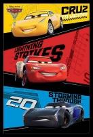 Disney Cars - Trio Poster with Black Frame Photo