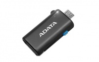 ADATA OTG Micro Reader - Black Photo