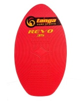 "Tanga Revo 35"" Skimboard - Red Photo"