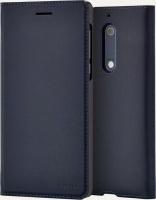 Nokia Slim Flip Cover for 5 - Blue Cellphone Cellphone Photo