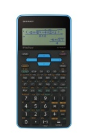 Sharp EL-W535SA Blue Writeview Scientific Calculator Photo