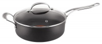 Jamie Oliver by Tefal - Saute Pan 26cm With Glass Lid Photo