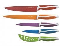 Royalty Line 5 Piece Non-Stick Colourful Knife Set Photo