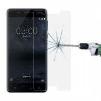 Nokia Tuff-Luv Tempered Glass Screen Screen Protector for 5 Photo
