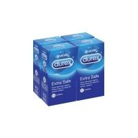 Durex Condoms - Extra Safe - 4 x 12s Photo