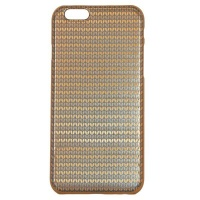 Young Pioneer YP Electro Plate Cover for iPhone 6 Plus - Black & Gold Photo