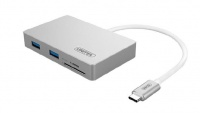 Unitek USB-3 Type-C 2-Port Hub Photo