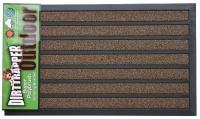 Dirttrapper Outdoor Doormat 75cm x 45cm - Brown Photo