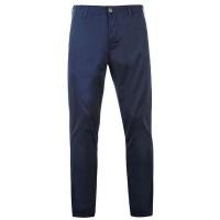 Kangol Men's Chino Trousers - Navy Photo