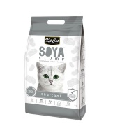 Kit Cat - Litter Clump Clay Soya Photo
