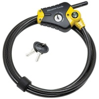 Master Lock Adjustable Security Steel Cable - 1.8m Photo