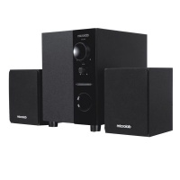 MICROLAB M109 2.1-Channel Subwoofer Speaker Photo
